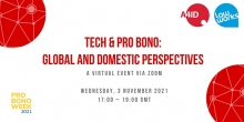 Technology and pro bono: Domestic and Global perspectives