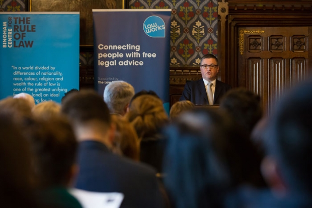 The Solicitor General, Robert Buckland QC MP
