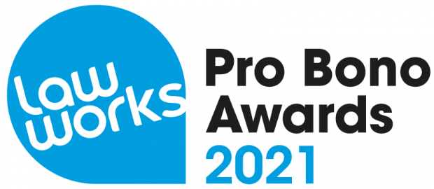 LawWorks Pro Bono Awards 2021