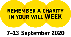 Remember a Charity Week logo, 7th - 13th September