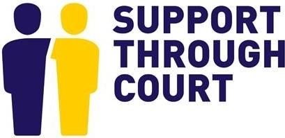 Support Through Court logo