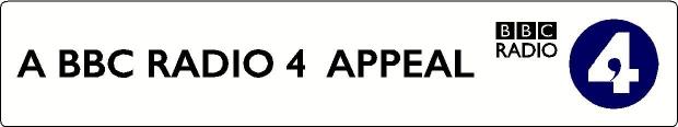 The BBC Radio 4 Appeal logo