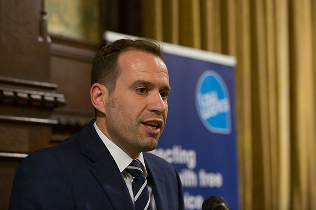 James Harper, Executive Sponsor, Rule of Law and CSR for LexisNexis UK & Ireland.